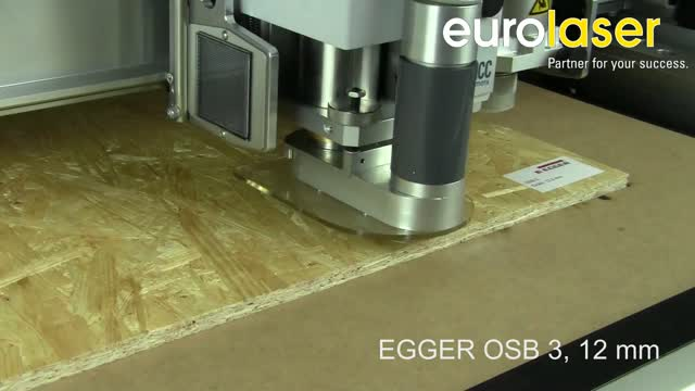Wooden materials in laser test | laser cutting