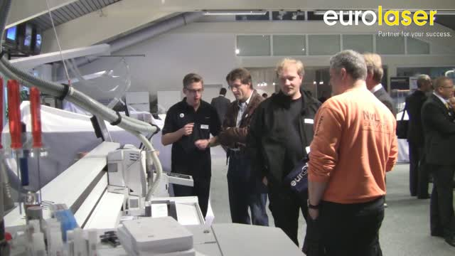 eurolaser in-house exhibition 2013 | Company