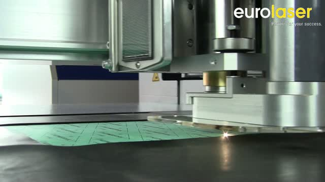 Sealing material | Laser cutting