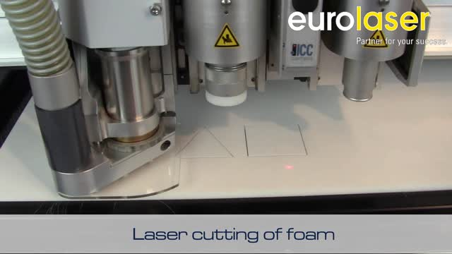 Foam materials | Laser cutting and engraving