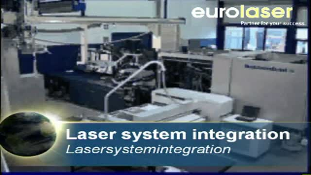 Fully-automatic processing of technical textiles | Laser cutting