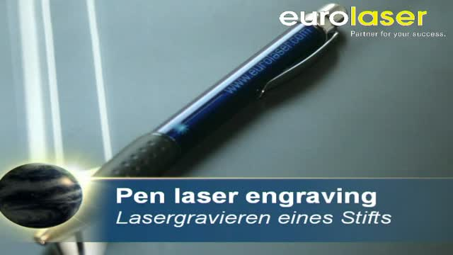 Ball pens and promotional items | Laser marking