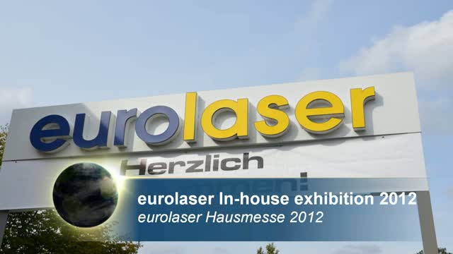 eurolaser in-house exhibition 2012 | Company