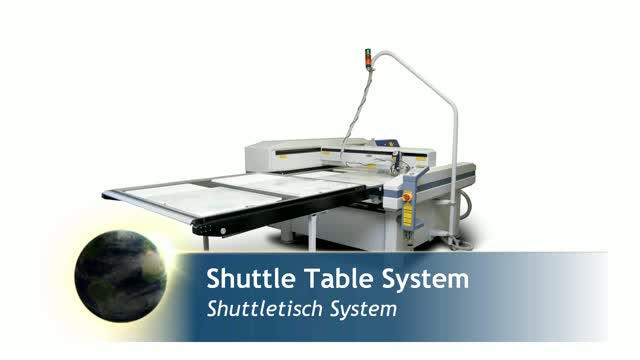 Shuttle Table System | Automation