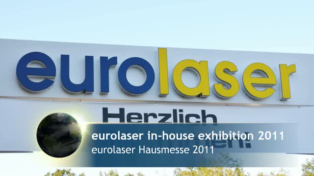 eurolaser in-house exhibition 2011 | Company